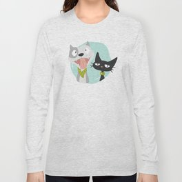 Pit and Friend Long Sleeve T-shirt