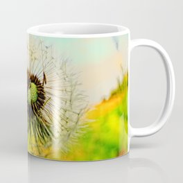 Dandelion 5 Coffee Mug