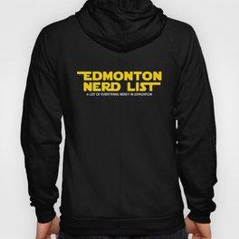 Edmonton Nerd List - From a Galaxy Far Far Away (solid on dark) Hoody