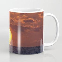 Rise of the Etruscan Sun Coffee Mug