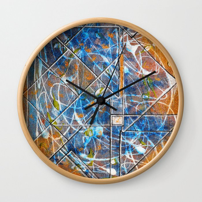 Controlled Craziness (Abstract)   Wall Clock