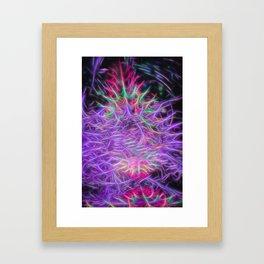 Briar Nebula Framed Art Print