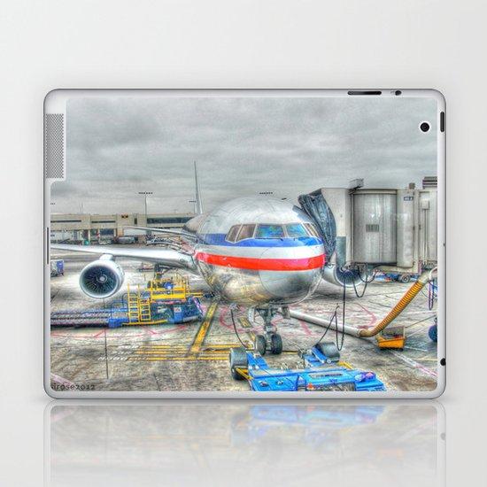 Getting Ready for Takeoff Laptop & iPad Skin