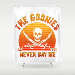 The Goonies Shower Curtain