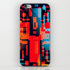 Abstract Composition #1 iPhone & iPod Skin
