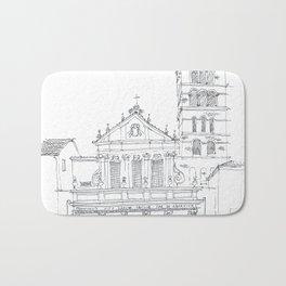 Basilica di Santa Cecilia in Trastevere Bath Mat