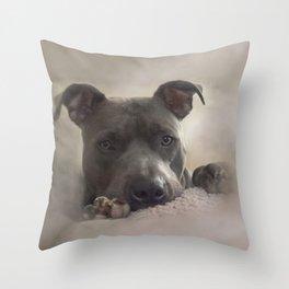 Keno Throw Pillow