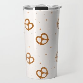 Pretzels Travel Mug