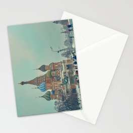 Cathedral of Vasily the Blessed Stationery Cards