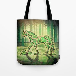 Swamp Unicorn Tote Bag