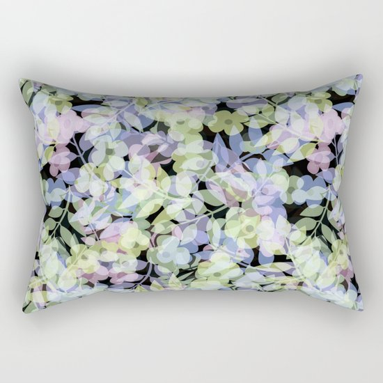 The leaf in dreams Rectangular Pillow