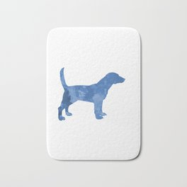Beagle Bath Mat