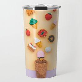 dessert sweets Travel Mug