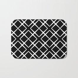 Black + White | No.1 Bath Mat