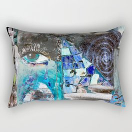 Architecture of water. or just whatever Rectangular Pillow