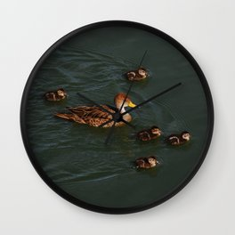 Family time! Wall Clock