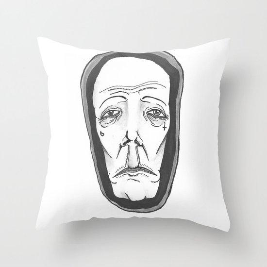 MS13 Throw Pillow