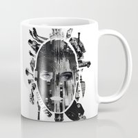 metropolis Mugs featuring Metropolis by DLS Design