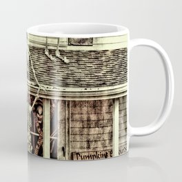 Don't Open The Window! Coffee Mug