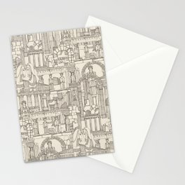 Ancient Greece natural Stationery Cards