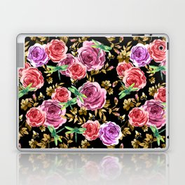 Insects and Flowers Laptop & iPad Skin