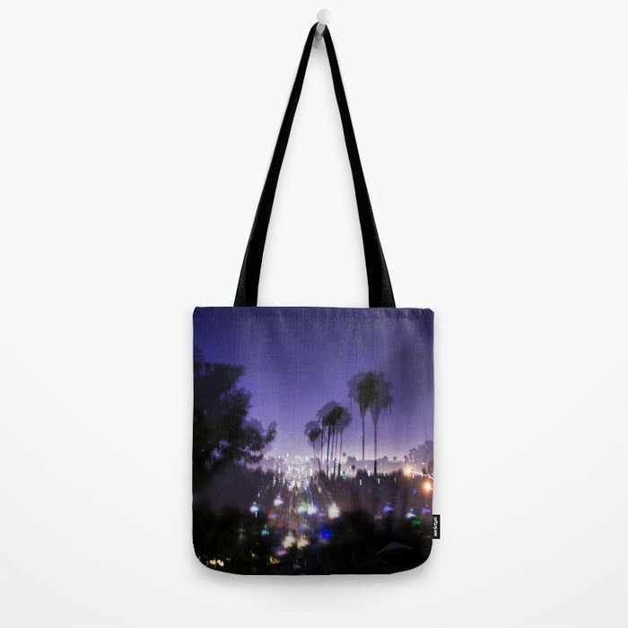 Chasing Light in Los Angeles Tote Bag