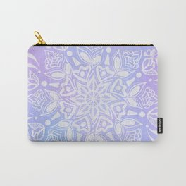 Dreamy Lace Mandala Carry-All Pouch