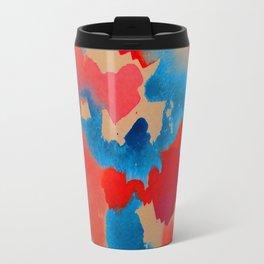 Vulcano by the Sea Travel Mug