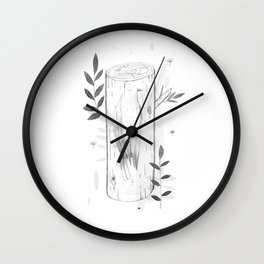 tree of life 3 Wall Clock