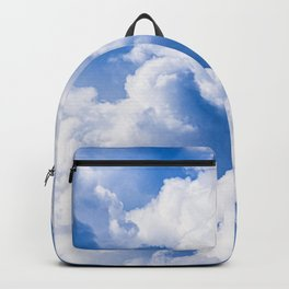 Stormy Clouds Pattern Backpack
