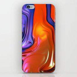 V02 Fractal iPhone Skin