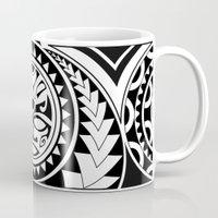 maori Mugs featuring Maori by Reiv