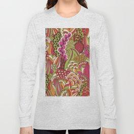 Paisly Pop Tangle #4 Long Sleeve T-shirt