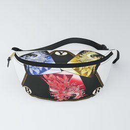 Other Worlds: Primary Fanny Pack