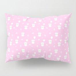 Baby Teddy Cats Pillow Sham