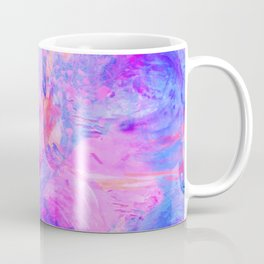 Psychedelic Purple Coffee Mug