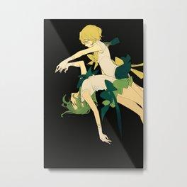 Sailor Neptune Metal Print