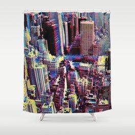 EPICENTER Shower Curtain