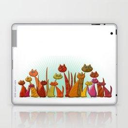 The Vector Cats Laptop & iPad Skin