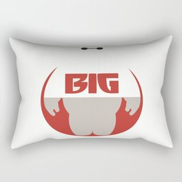 Baymax Big - Big Hero 6 Rectangular Pillow
