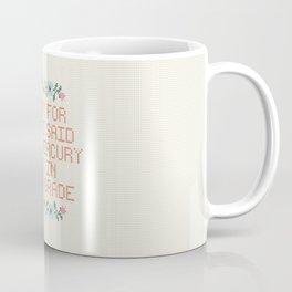 Sorry for what I said when Mercury was in Retrograde Coffee Mug