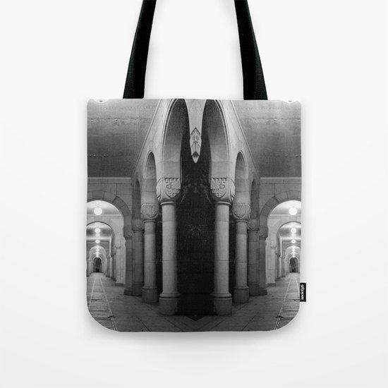 Corridors of confusion Tote Bag