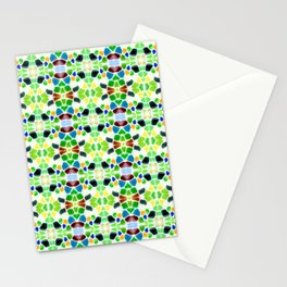 Sea Glass 12 Stationery Cards