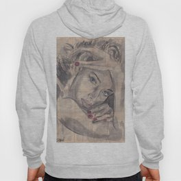 """Ink Painting """"Nelle"""" Hoody"""