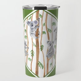 Koala Forest Travel Mug