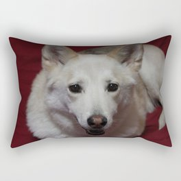 Raven 1 Rectangular Pillow