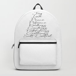 Fruits of the Spirit Backpack