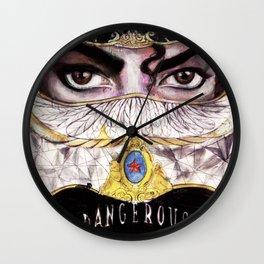 Dangerous Wall Clock