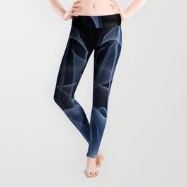 9124s Spirit Work by Chris Maher Visions of Smoke and Mirrors Leggings