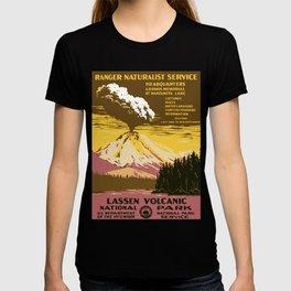Vintage Lassen Volcanic National Park T-shirt